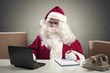 Canta Claus office