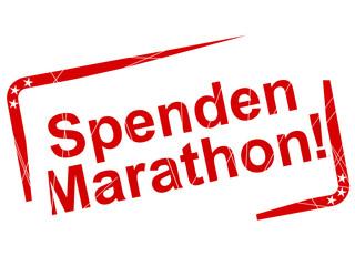 Stempel - Spenden Marathon!