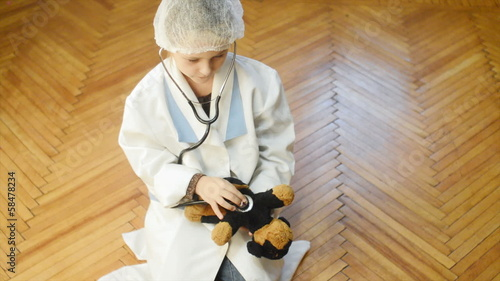 little veterinarian