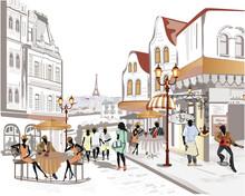 Série de Street Views dans la vieille ville