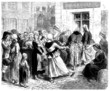 Hungry French People : just before French Revolution