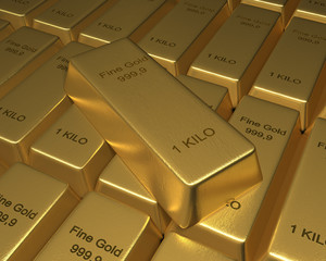Gold Bars - Alot of