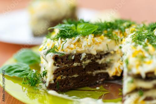 liver cake