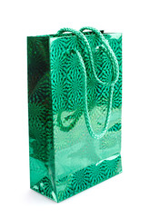 green gift packets