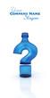 Blue bottle doubt