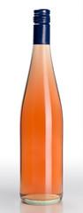 Weinflasche Orange