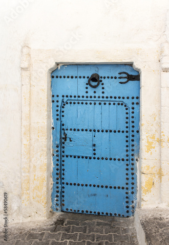 door in Morocco