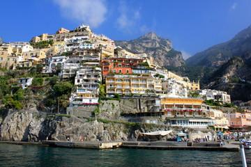 Village de Positano - Côte Amalfitaine - Italie
