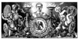 Emperor Napoleon : Glory - 19th century poster