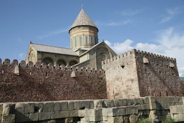 Mtsketha Svetitskhoveli Chatedral Georgia