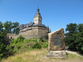 Burg Falkenstein(Harz)
