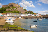 Gorey and Mont Orgueil Castle in Jersey - 58499438