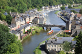 Dinan on the Rance, Brittany, France - 58499440