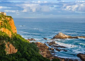 Indian Ocean at Knysna, South Africa
