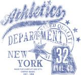 Fototapety Athletics text design