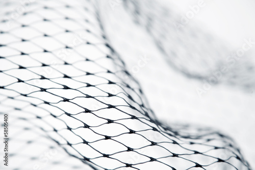 Leinwandbild Motiv Fishnet