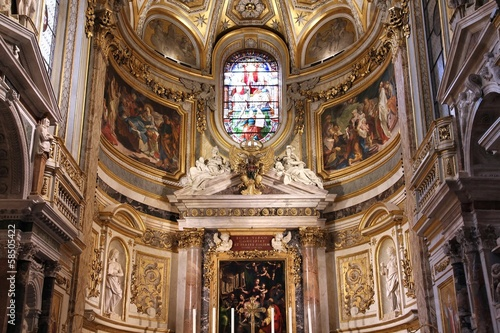 Church in Rome - Santa Maria dell Anima