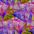 seamless purple, green cubism abstract art Picasso texture water
