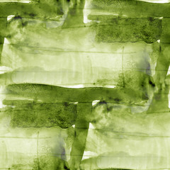seamless, cubism abstract, art Picasso texture, watercolor green