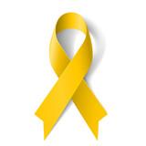Fototapety Yellow ribbon.