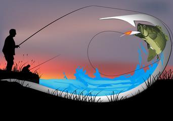 amo la pesca