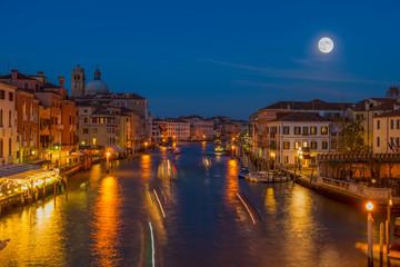 notte sul Canal Grande