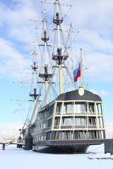 Historical reconstruction of the battleship
