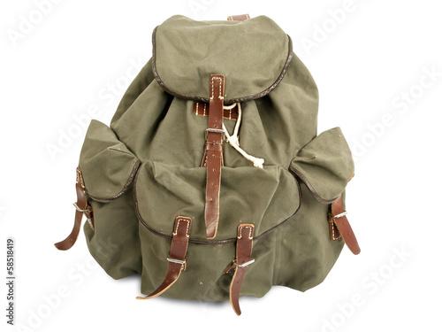 Military rucksack - 58518419