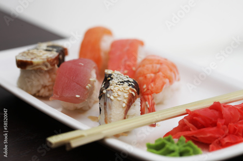 sushi. good japanese food. © juiceteam2013