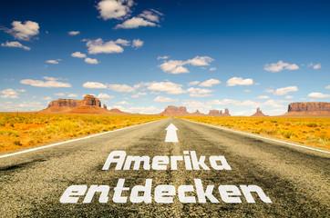 Amerika entdecken