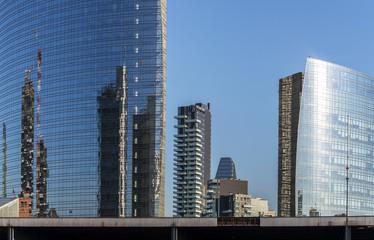 Skyscraper in Milan (Italy)
