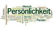 Persönlichkeit (Charakter, Person, Individualität)