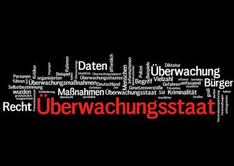 Überwachungsstaat (Überwachung, Datenschutz)