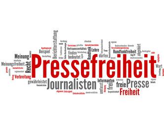 Pressefreiheit (Presse, Medien, Recht, Journalist)