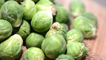 Loopable Brussel Sprouts
