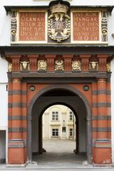 Tor, Hofburg Wien
