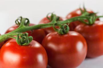 Rote Tomaten.