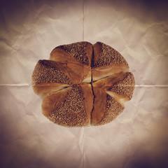 wholesome bread paper