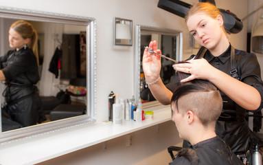 Hairstylist