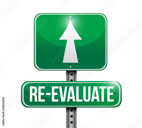 re-evaluate road sign illustration design