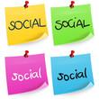 Social Sticky Note