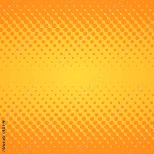 Yellow Gradient Texture