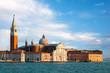 Monastery of San Giorgio at late evening, Venice, Italy