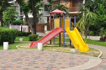 Village playground for all members