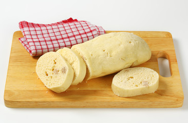 Czech cuisine - Raised bread dumplings
