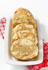 Carlsbad-style bread dumplings