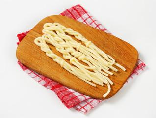 Slovak string cheese