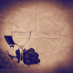 wine paper backdrop