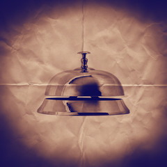 service bell paper backdrop
