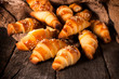 Stuffed croissants